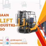 Kegunaan Forklift di Industri Logistik